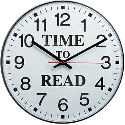 E timpul sa citesti o carte