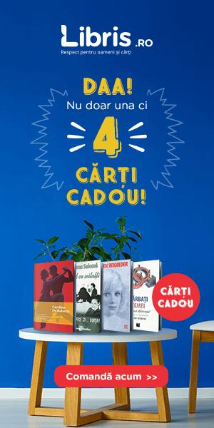 Oferte carti Libris in luna Mai!